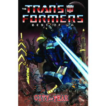 Transformers : Best of UK - City of Fear TP