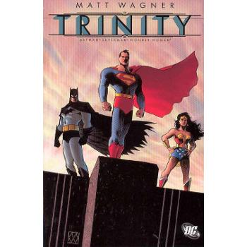 Trinity : Batman / Superman / Wonder Woman  TP
