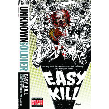 Unknown Soldier Vol. 2 : Easy Kill TP