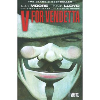 V for Vendetta TP
