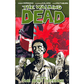 Walking Dead Vol. 05 : The Best Defense TP