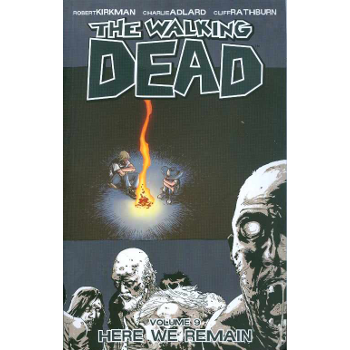 Walking Dead Vol. 09 : Here We Remain TP
