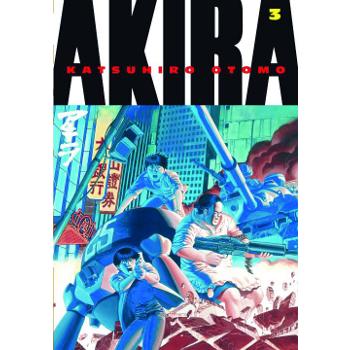 Akira Vol. 3 SC