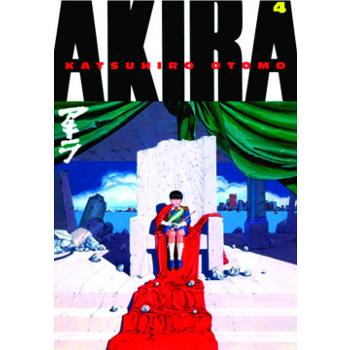 Akira Vol. 4 SC