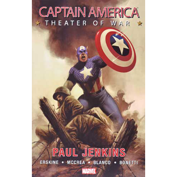 Captain America : Theater of War TP