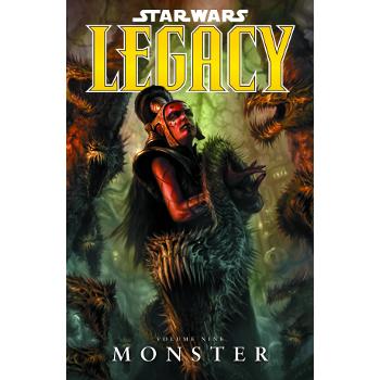 Star Wars Legacy Vol. 9 : Monster TP