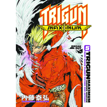 Trigun Maximum Vol. 5 SC
