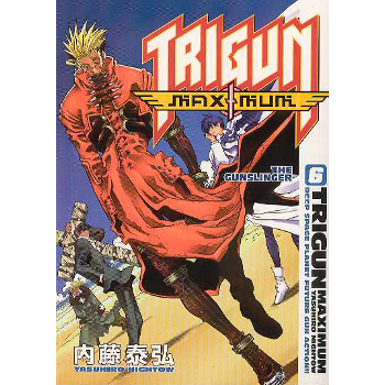 Trigun Maximum Vol. 6 SC