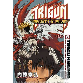 Trigun Maximum Vol. 8 SC