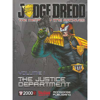 Judge Dredd : The Mega City Archives Vol. 1 (O) HC