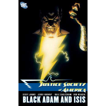 Justice Society of America : Black Adam and Isis TP