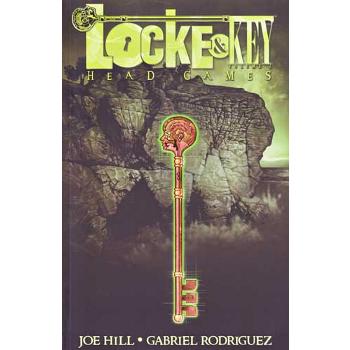 Locke & Key Vol. 2 : Head Games TP