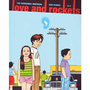 Love and Rockets : New Stories Vol. 3 SC