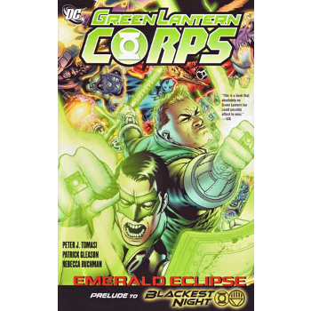 Green Lantern Corps : Emerald Eclipse TP