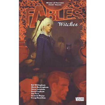 Fables Vol. 14 : Witches TP