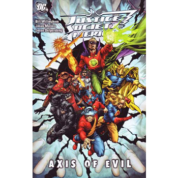 Justice Society of America : Axis of Evil TP