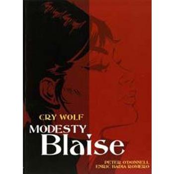 Modesty Blaise : Cry Wolf (O) SC