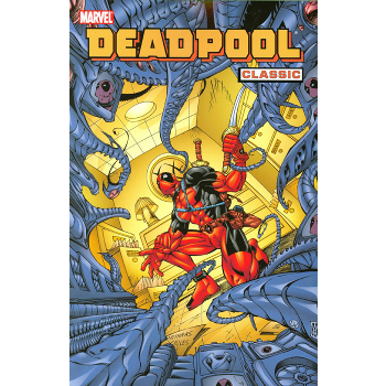 Deadpool Classic Vol. 4 TP