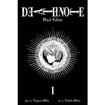 Death Note Black Edition Vol. 1 SC