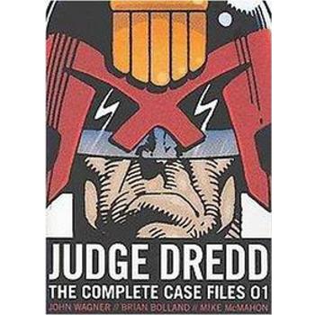 Judge Dredd : Complete Case Files Vol. 1 SC