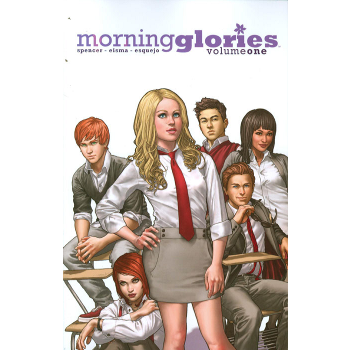 Morning Glories Vol. 1 : For a Better Future TP