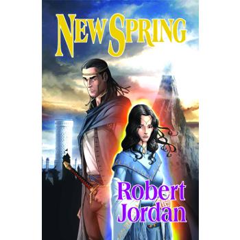 Robert Jordan's New Spring TP