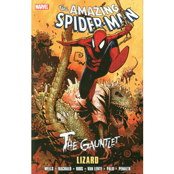 Spider-Man : The Gauntlet Vol. 5 - Lizard TP