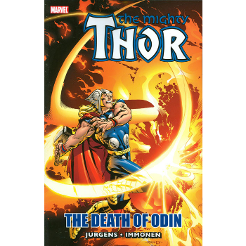Thor : The Death of Odin TP