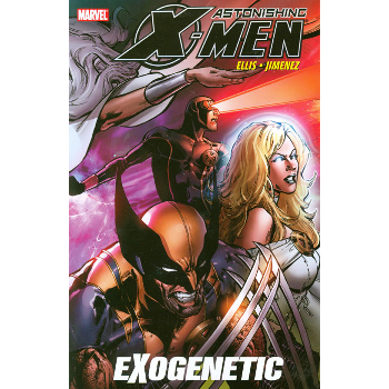Astonishing X-Men Vol. 6 : Exogenetic TP