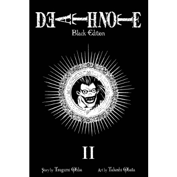 Death Note Black Edition Vol. 2 SC