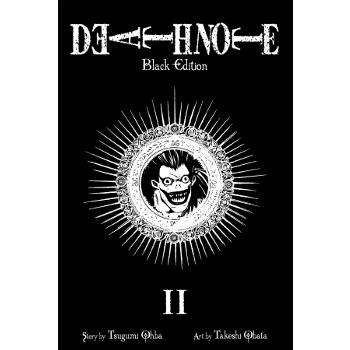 Death Note Black Edition Vol. 2 SC