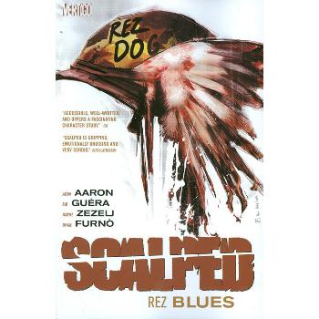 Scalped Vol. 7 : Rez Blues TP