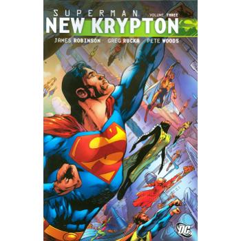 Superman : New Krypton Vol. 3 TP