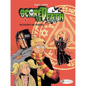 Scared to Death Vol. 2 : Malevolence and Mandrake (O) SC