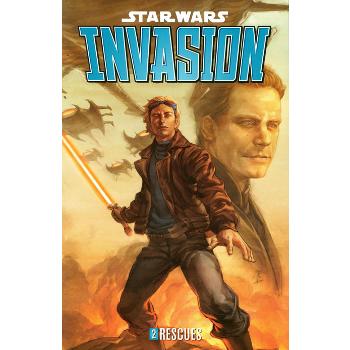 Star Wars Invasion Vol. 2 : Rescues TP