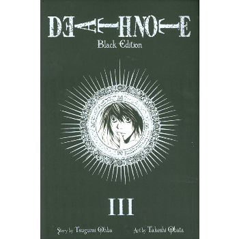Death Note Black Edition Vol. 3 SC