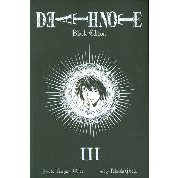 Death Note Black Edition Vol. 3 SC