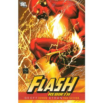 Flash : Rebirth TP