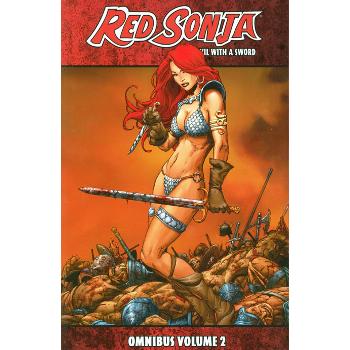 Red Sonja Omnibus Vol. 2 TP