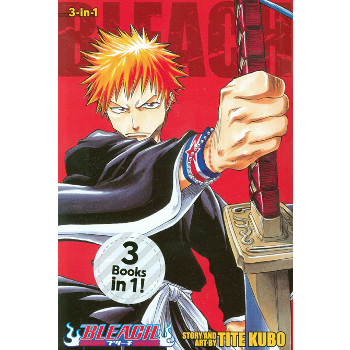Bleach 3-in-1 Edition Vol. 01 SC