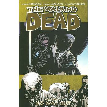 Walking Dead Vol. 14 : No Way Out TP