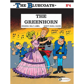 Bluecoats, The Vol. 4 : The Greenhorn (O) SC