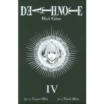 Death Note Black Edition Vol. 4 SC