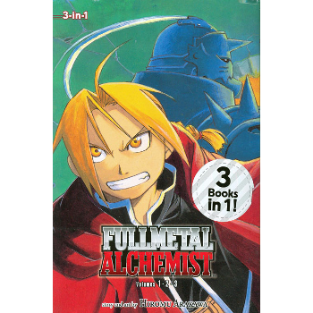 Fullmetal Alchemist 3-in-1 Edition Vol. 1 SC