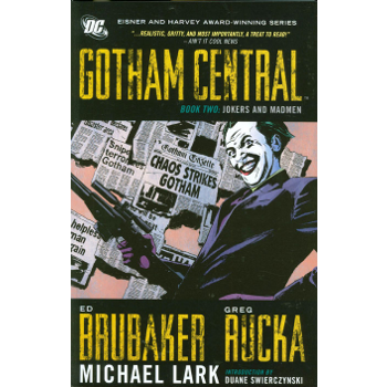 Gotham Central Vol. 2 : Jokers and Madmen TP