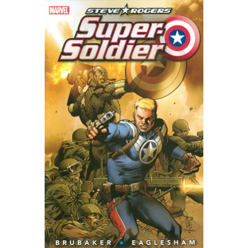 Steve Rogers : Super Soldier TP