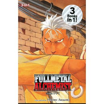 Fullmetal Alchemist 3-in-1 Edition Vol. 2 SC