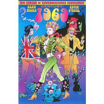 League of Extraordinary Gentlemen : Century 1969 TP