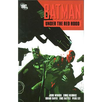 Batman : Under the Red Hood TP