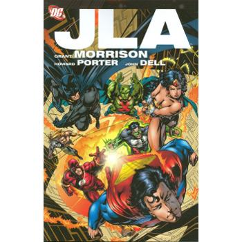 JLA Vol. 1 TP